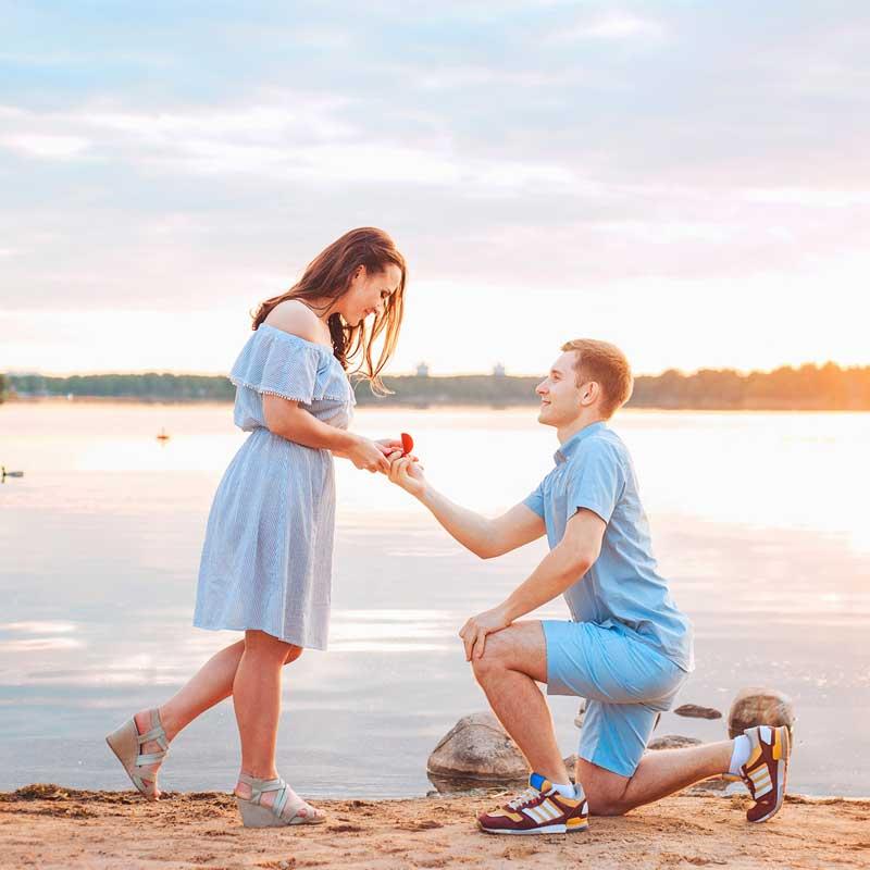 der beste heiratsantrag
