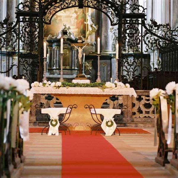 Hochzeitslocation Amorbach Fürstliche Abtei