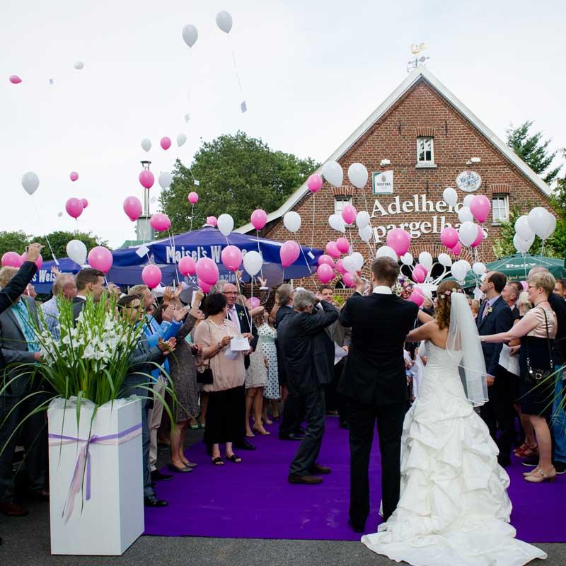 Hochzeit In Adelheids Spargelhaus Hochzeitslocation