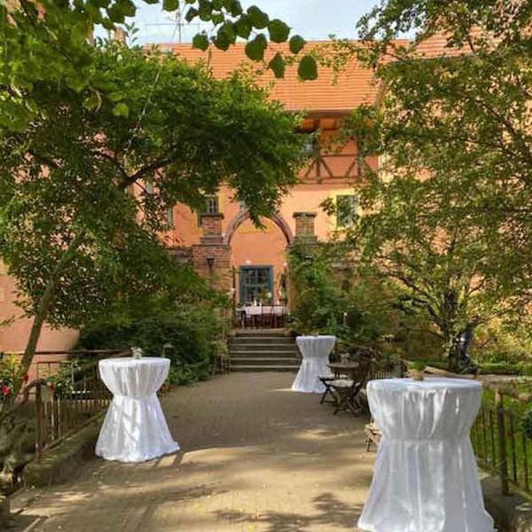 Hochzeit Wasserburg Turow