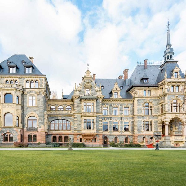 Hochzeitslocation Schloss Lieser